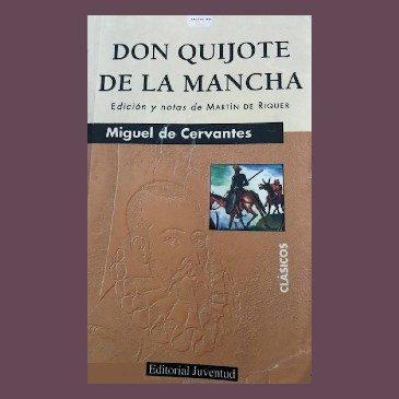 Posdata, Quijote